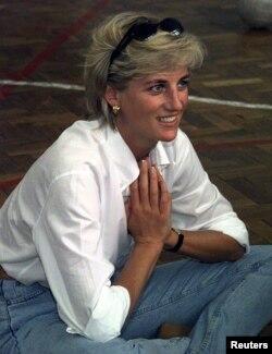 Леди Диана, принцесса Уэльская. 1997