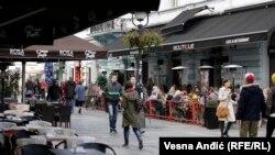 Kako zadržati mlade da ostanu: Centar Beograda