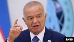 Presidenti uzbek Islam Karimov