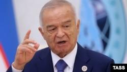 Ислом Каримов, раиси ҷумҳури Узбакистон