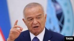 Ислам Каримов, Өзбекстан президенті