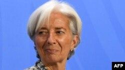 Шефот на ММФ, Кристин Лагард