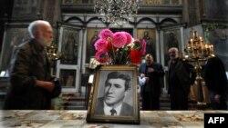 La comemorarea disidentului Gheorghi Markov la Sofia