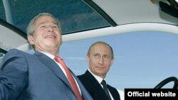 İyunun 6-8-i arası Buş Putinlə Almaniyada görüşməlidir