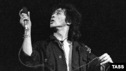 Віктор Цой. 1988 рік
