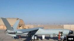 Britaniya istehsallı dronlardan Watchkeeper (Arxiv)
