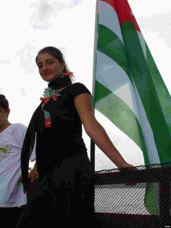 Абхазия отмечает годовщину признания Москвой #15