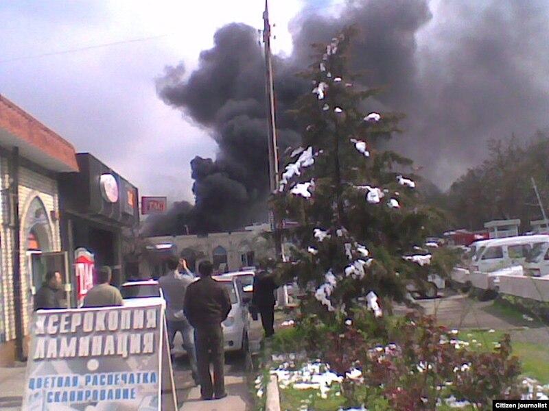 Видео терор в ташкенте