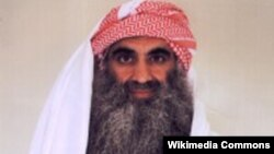 Khalid Sheikh Mohammed in a photo released in 2009