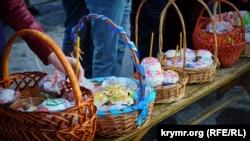 Святкування Великодня в Сімферополі. Архівне фото