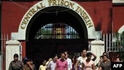 آزادی تعدادی از زندانیان سیاسی زن در رانگون در اکتبر سال جاری