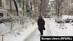 Pe străzi din Tiraspol