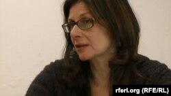 Замдиректора HRW Рейчел Денбер