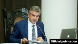 Գողության մասին վարչապետի հայտարարության առնչությամբ «միջոցառումներ են իրականացվում»