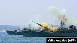 Breeze 2014: manevre militare NATO în Marea Neagră.