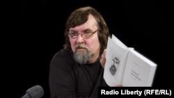 Поэт, историк литературы, переводчик Андрей Чернов в студии Радио Свобода