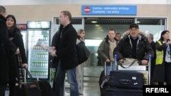 Aerodrom u Podgorici, Foto: Savo Prelević