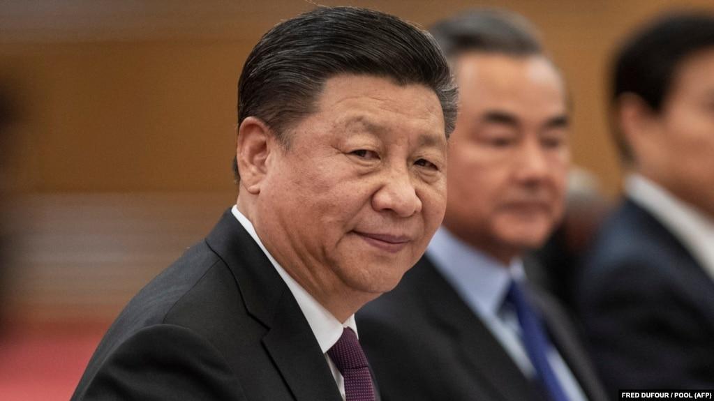 دیدار رئیسجمهوری چین با لاریجانی در آستانه سفر محمد بنسلمان به پکن