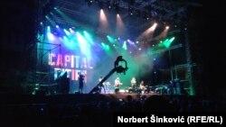 Nastup Capital citiesa, foto: Norbert Šinković
