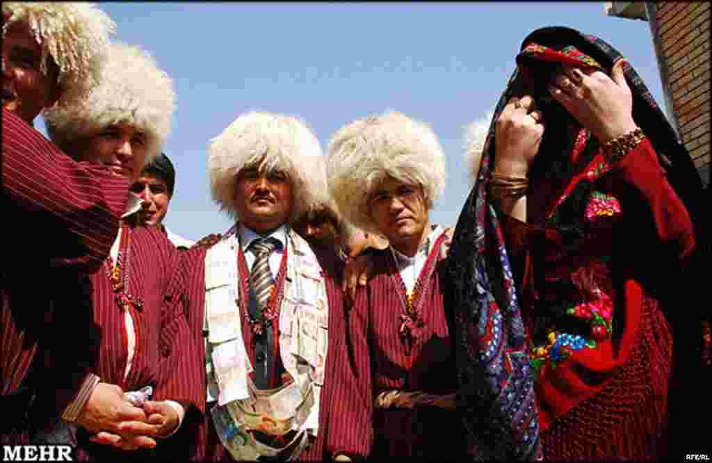 ترکمن های ایران در گلستان و تربت جام #2