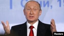 """В.В.Путин на форуме """"Валдай"""""""