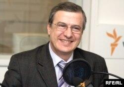 Иван Мохначук в эфире Радио Свобода, 2008 год