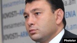 ՀՀԿ խոսնակ Էդուարդ Շարմազանով