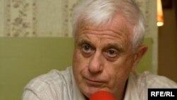 Кинокритик Валерий Кичин