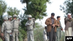 Nangarhar Province has been the scene of sporadic fighting.
