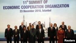 Самит на Организацијата за економска соработка во 2010 година ви Истанбул.