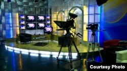TV studiyası