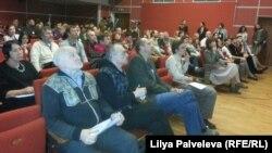 Съезд градозащитников в Москве