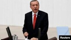 رجب طیب اردوغان، رئیسجمهوری ترکیه