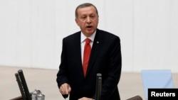 رجب طیب اردوغان، رئیس جمهور ترکیه