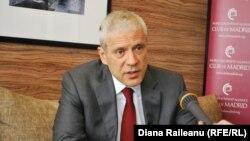 Boris Tadic intervievat de Radio Europa Liberă la Chișinău