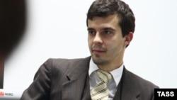 """Соучредитель """"Партии 5 декабря"""" Роман Доброхотов"""