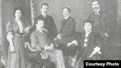 Русские курортники в Италии. 1890-е годы