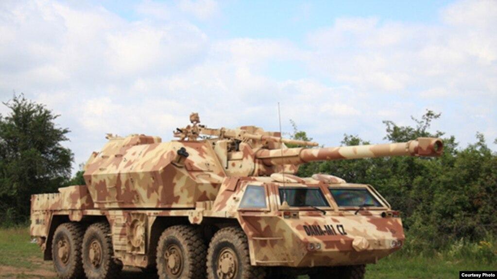 В Праге не знают, как чешское «летальное оружие» могло оказаться в Азербайджане