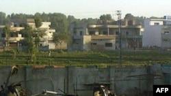 Район пакистанского города Абботабад, где находилось укрытие основателя «Аль-Каиды».