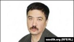 Кинорежиссер Зулфиқор Мусоқов