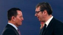Grenel i Vučić o taksama