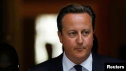 Kryeministri britanik, David Cameron.