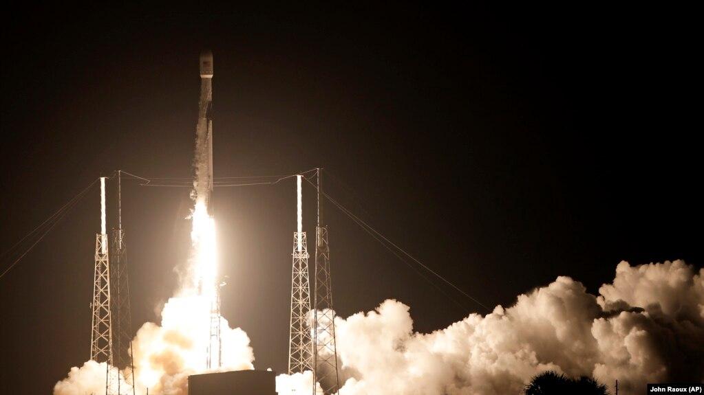Казахстан запустит свои спутники с помощью ракеты Илона Маска