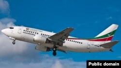 Казанда жарылган Боинг–737-500 (VQ–BBN) учагы.