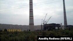 Mingechevir Su Elektrik Stansiyası