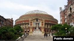 Вот так он выглядит - Royal Albert Hall