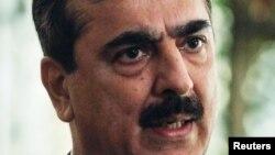 Пакистанскиот премиер Јусуф Раза Гилани.