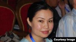 Маркум Назира Эсенгелдиева Кыргызстандын офтальмологиясында жанып келаткан жылдыз эле.