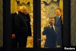 Участники минских переговоров, декабрь 2014