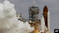 """The space shuttle """"Endeavour,"""" which lifted off from Kennedy Space Center in Cape Canaveral on May 16, helped provide the astronauts with some unique photographs."""